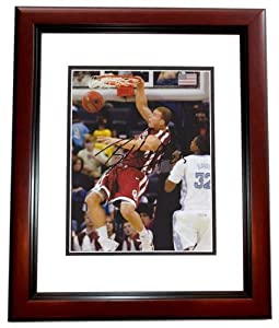Blake Griffin Autographed Hand Signed Oklahoma Sooners 8x10 Photo MAHOGANY CUSTOM... by Real Deal Memorabilia