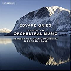 Grieg: The Complete Orchestral Music