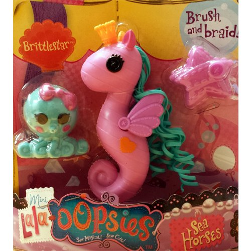 Brittlestar Mini Lalaloopsy Lala-oopsies Exclusive Sea Horses - 1