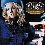 Madonna Music steel fridge magnet (cv)