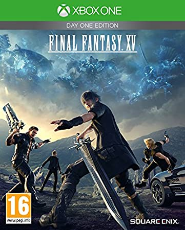 Final Fantasy XV: Day One Edition (Xbox One)