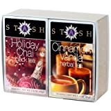 Cinnamon Vanilla and Holiday Chai Double Pack