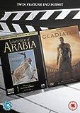 Lawrence Of Arabia/Gladiator [DVD]
