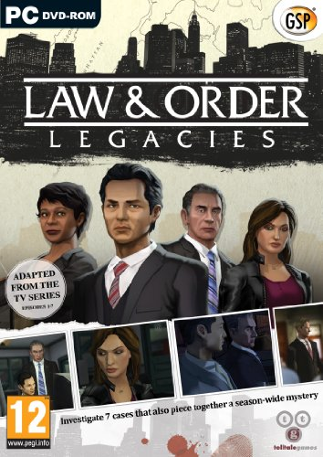 Law and Order Legacies  (PC)