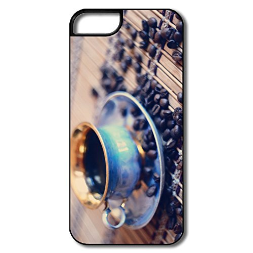 Custom Make Coffee Cup Movies Iphone 5 5S Case For Him