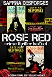 img - for Saffina Desforges' ROSE RED crime thriller boxed set (4-in-1) book / textbook / text book