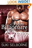 Freed: Tiger Billionaire Book 4 (BBW Paranormal Tiger Shifter Romance)