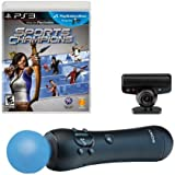 PS3 MOVE Bundle - Sports Champ, Motion Controller and PS Eye - Bundle Edition