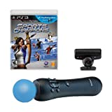 PS3 MOVE Bundle - Sports Champ, Motion Controller and PS Eyeby Sony Computer...