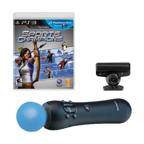 Playstation Move Starter Bundle front-1064323