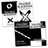 Malorie Blackman Noughts and Crosses Pack, 4 books, RRP £27.96 (Checkmate; Double Cross; Knife Edge; Noughts and Crosses).