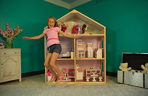 My Girl 39 S Dollhouse For 18 39 39 Dolls Country French Style