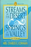 Streams in the Desert & Springs in the Valley