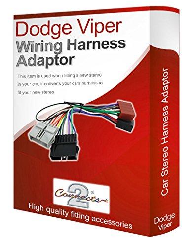 dodge-viper-radio-cd-estereo-cableado-loom-de-plomo-adaptador-iso-cable-conversor