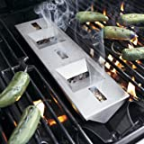 Sur La Table Grill Smoker Box with Pellet Chute CC7099