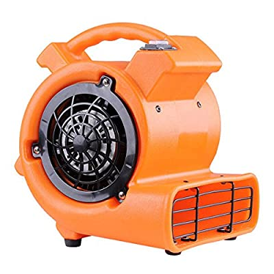 CHIMAERA Portable Air Mover Floor / Carpet Fan Dryer Blower 1/12 HP 349 CFM