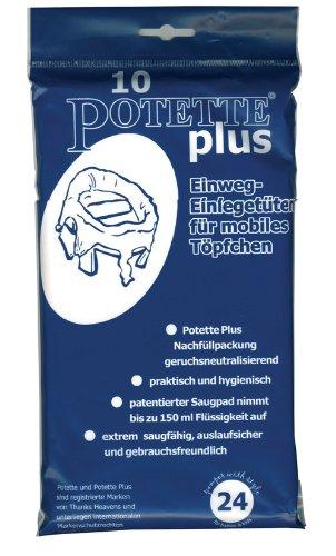 Folding Travel Potty front-844104