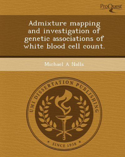 Admixture mapping and investigation of genetic associations of white blood cell count.