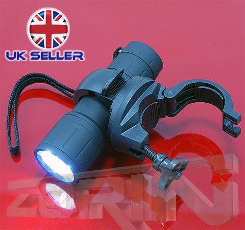 MOUNTAIN BIKE LIGHT 9 LED ULTRA BRIGHT CYCLE LAMP