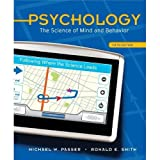 Psychology: The Science of Mind and Behavior 5th Edition (Book Only)