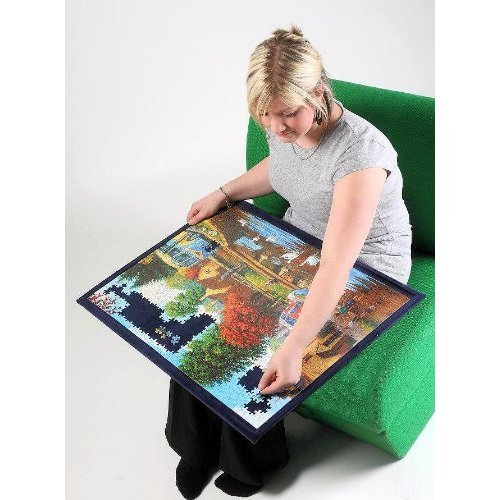 Buy Low Price Jigthings Lightweight Puzzle Board 1500 (B0051OFBFE)