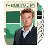 The Mentalist: The Complete Third Season ~ Simon Baker