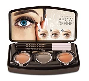 Rio Celebrity Brow Define Eyebrow Set