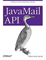JavaMail API Front Cover