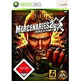 "Mercenaries 2: World in Flamesvon ""Electronic Arts GmbH"""