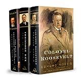 Edmund Morriss Theodore Roosevelt Trilogy Bundle: The Rise of Theodore Roosevelt, Theodore Rex, and Colonel Roosevelt