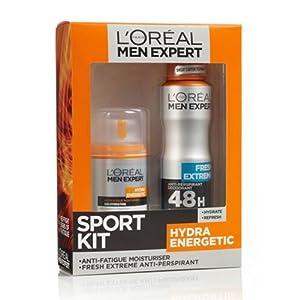 L'Oreal Men Expert Sport Kit Gift Set