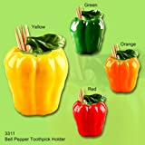 Amazon.com: Table Top - Toothpick Holders / Kitchen Accessories ...