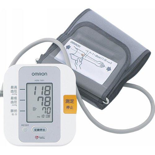 オムロン 上腕式デジタル自動血圧計 HEM7051