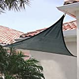 ShelterLogic 25734 16'x16'x16' Triangle Sea Sun Shade Sail