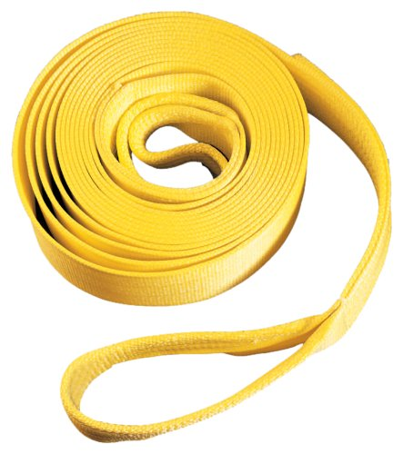 Best Review Of Smittybilt CC330 3 x 30' Recovery Strap - 30,000 lb Capacity