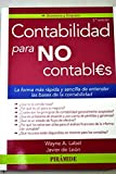 img - for Contabilidad para no contabl s book / textbook / text book