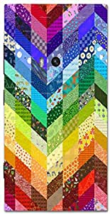 Timpax protective Armor Hard Bumper Back Case Cover. Multicolor printed on 3 Dimensional case with latest & finest graphic design art. Compatible with Nokia Lumia 920 Design No : TDZ-23750