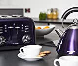 Morphy Richards Accents 43769 Pyramid Kettle - Plum