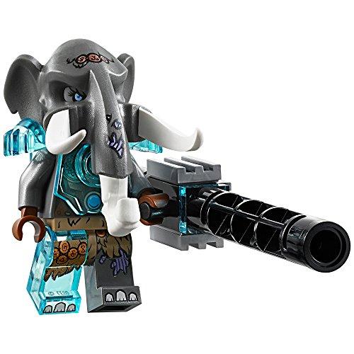 Lego chima 70145 mammut di ghiaccio di maula - Image de lego chima ...
