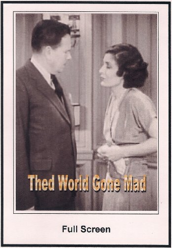 The World Gone Mad 1933 (Mad World Dvd compare prices)