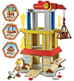 Character Options Bob the Builder Pop Up Deluxe Construction Site Playset