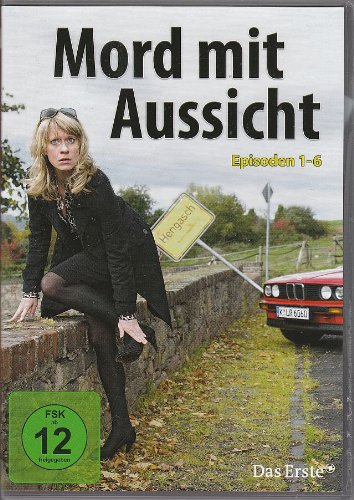Mord mit Aussicht (2. Staffel, Folge 1-6) [2 DVDs]