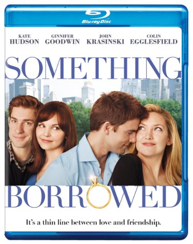 Cover art for  Something Borrowed [Blu-ray]