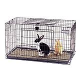 Precision-Pet-Rabbit-Resort-Rabbit-Cage