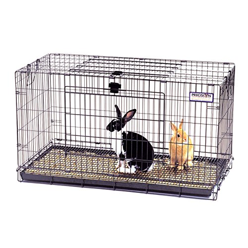 Precision-Pet-Rabbit-Resort-Rabbit-Cage