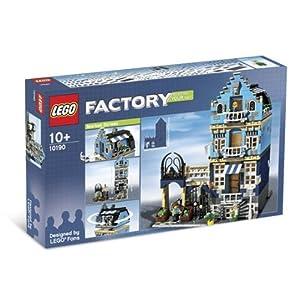 Amazon.com: LEGO Factory: Custom Design Your Own Model - Market Street: Toys & Games