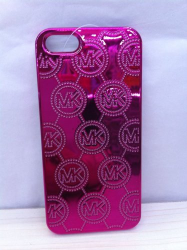 Pennywise07 Rose Monogram Metallic Iphone 5, 5S Case Cover, New In Box