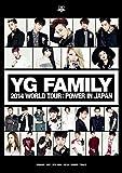 YG FAMILY WORLD TOUR 2014 -POWER- in Japan (DVD3���g)
