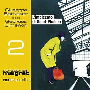 L'impiccato di Saint-Pholien (Maigret 2) Audiobook