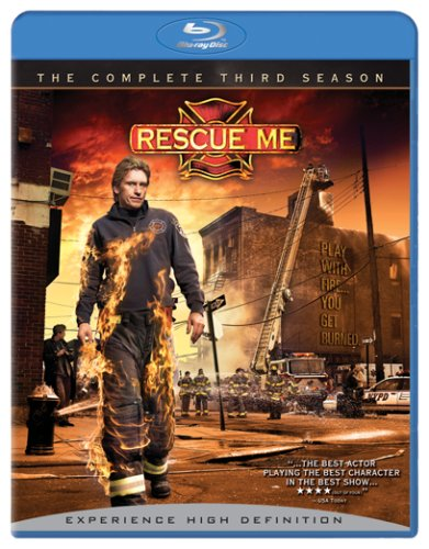 Cover art for  Rescue Me: The Complete Third Season [Blu-ray]